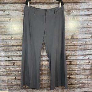 Cabi- Gray Wide Leg Trouser Pants